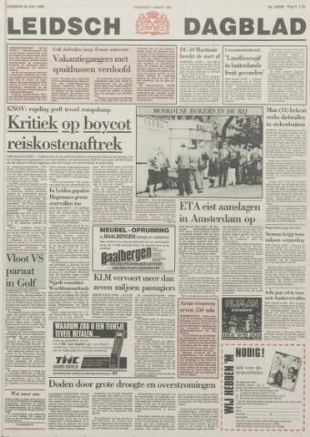 Leidsch Dagblad 1990-07-24