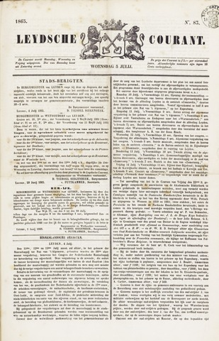 Leydse Courant 1865-07-05
