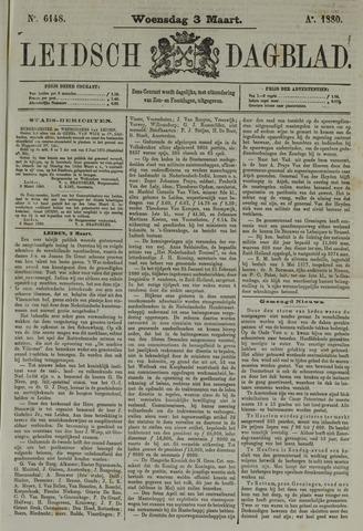 Leidsch Dagblad 1880-03-03