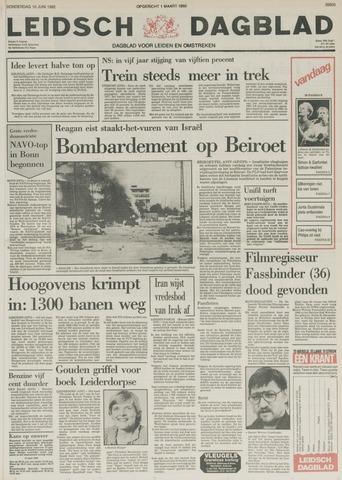 Leidsch Dagblad 1982-06-10