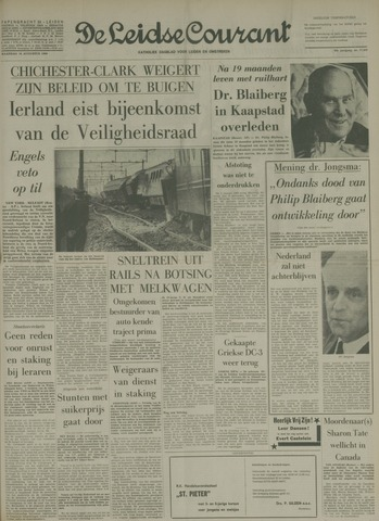Leidse Courant 1969-08-18