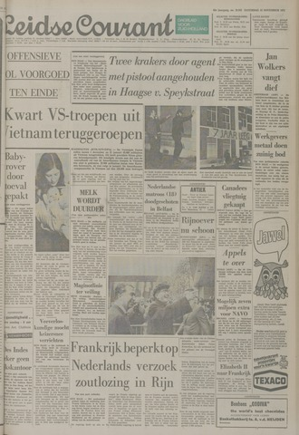 Leidse Courant 1971-11-13