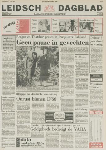 Leidsch Dagblad 1982-06-05