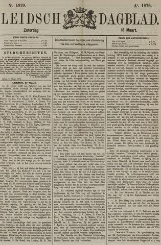 Leidsch Dagblad 1876-03-18