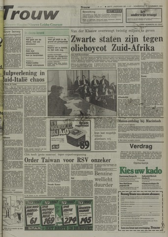 Nieuwe Leidsche Courant 1980-11-27