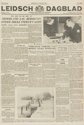 Leidsch Dagblad 1959-01-12