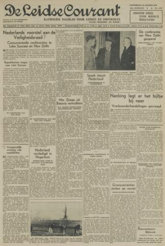 Leidse Courant 1949-01-20