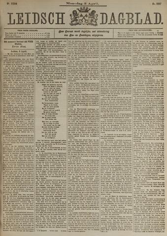 Leidsch Dagblad 1897-04-05