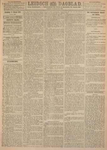 Leidsch Dagblad 1923-02-15