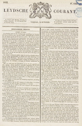 Leydse Courant 1853-10-14