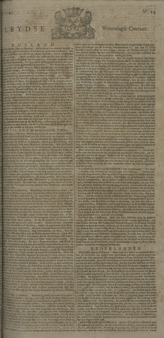 Leydse Courant 1745-02-24