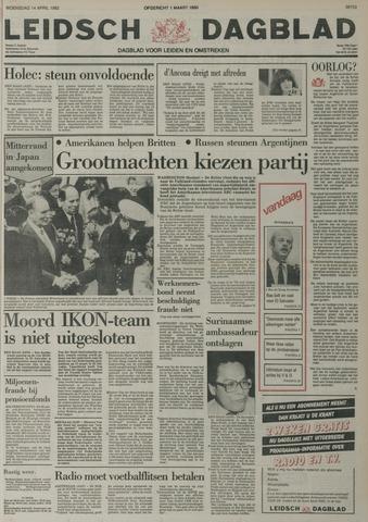 Leidsch Dagblad 1982-04-14
