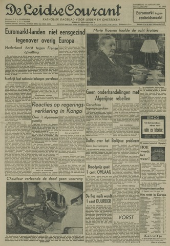 Leidse Courant 1959-01-15