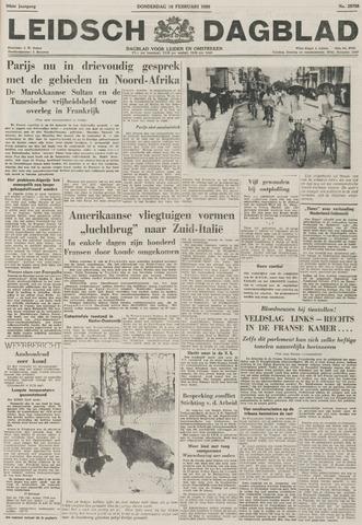 Leidsch Dagblad 1956-02-16