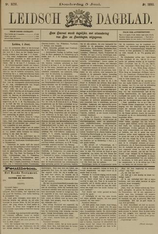 Leidsch Dagblad 1890-06-05