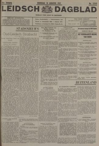 Leidsch Dagblad 1937-08-18