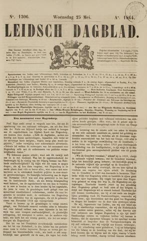Leidsch Dagblad 1864-05-25