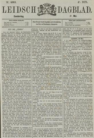 Leidsch Dagblad 1876-05-11