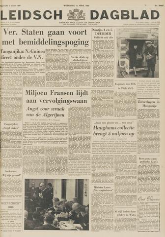 Leidsch Dagblad 1962-04-11