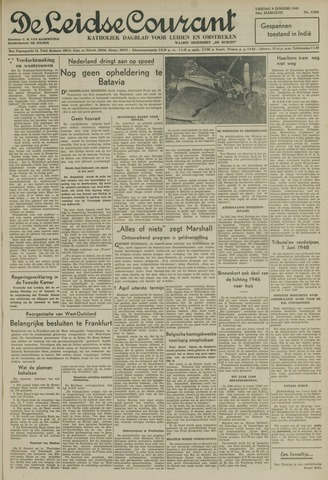 Leidse Courant 1948-01-09