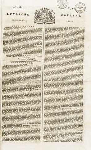 Leydse Courant 1841-06-02