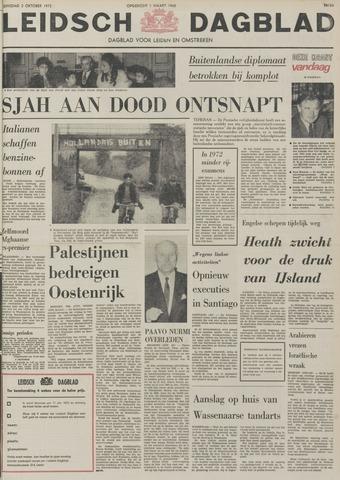 Leidsch Dagblad 1973-10-02