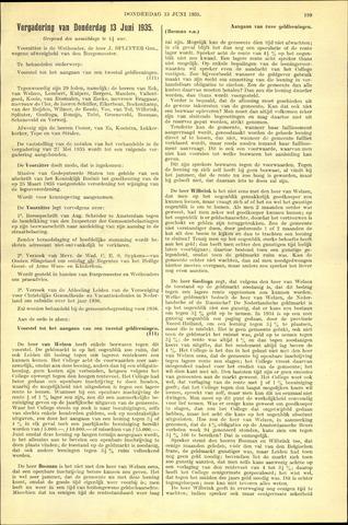 Handelingen van de Raad 1935-06-13