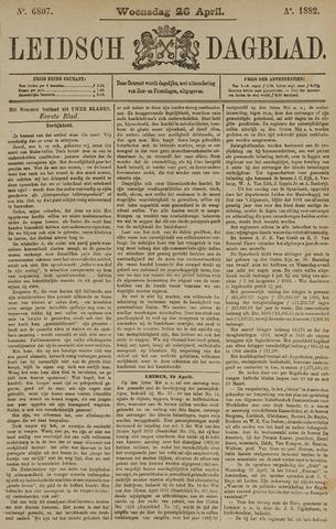 Leidsch Dagblad 1882-04-26