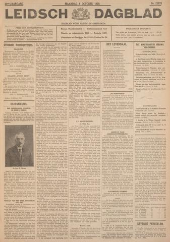 Leidsch Dagblad 1928-10-08