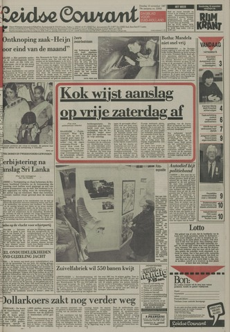Leidse Courant 1987-11-10