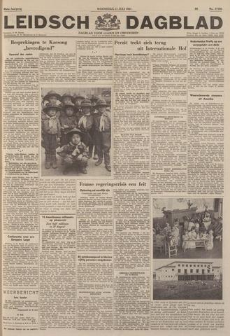 Leidsch Dagblad 1951-07-11
