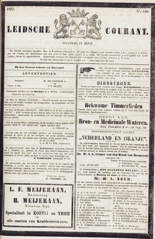 Leydse Courant 1877-06-11