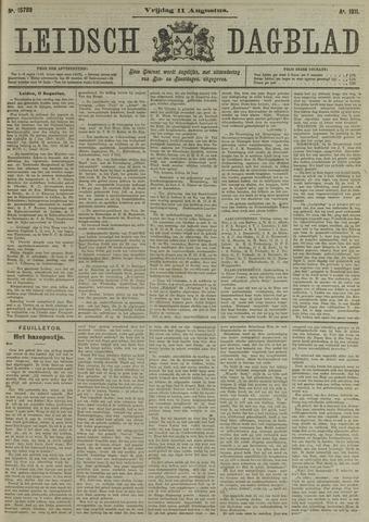 Leidsch Dagblad 1911-08-11