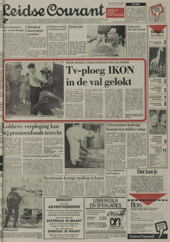 Leidse Courant 1989-03-20