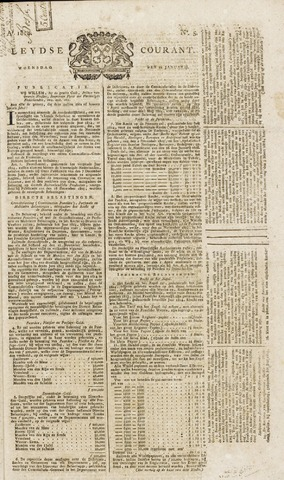 Leydse Courant 1814-01-12