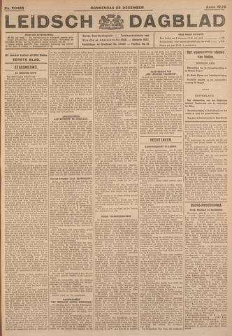 Leidsch Dagblad 1926-12-23