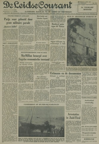 Leidse Courant 1961-07-15