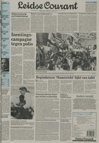 Leidse Courant 1992-09-22
