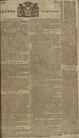 Leydse Courant 1771-05-03