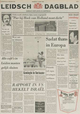 Leidsch Dagblad 1978-02-09