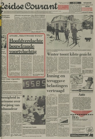Leidse Courant 1987-01-14