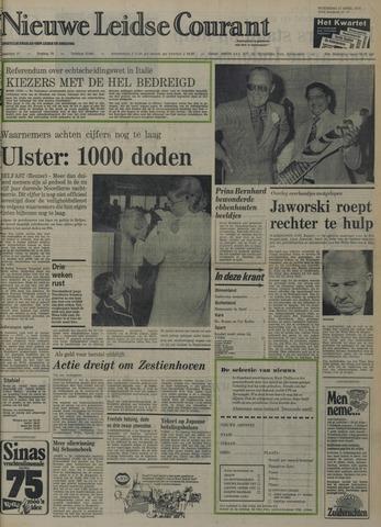 Nieuwe Leidsche Courant 1974-04-17