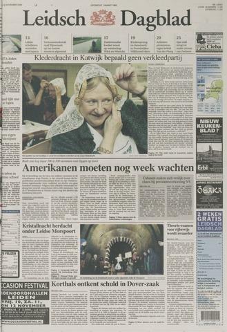 Leidsch Dagblad 2000-11-10