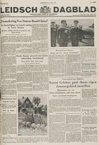 Leidsch Dagblad 1955-07-27
