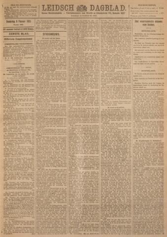 Leidsch Dagblad 1923-02-08