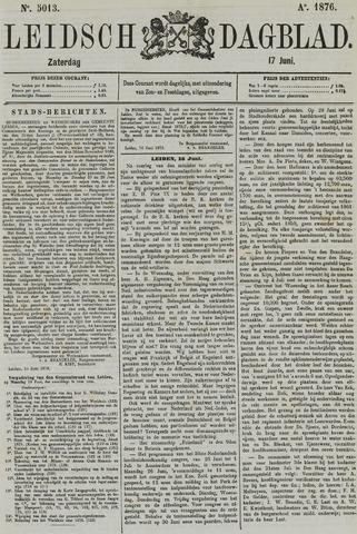 Leidsch Dagblad 1876-06-17