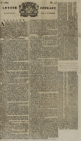 Leydse Courant 1803-11-16