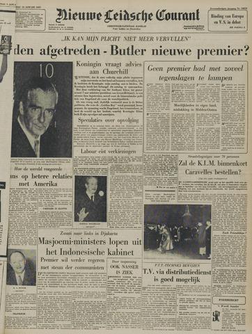Nieuwe Leidsche Courant 1957-01-10