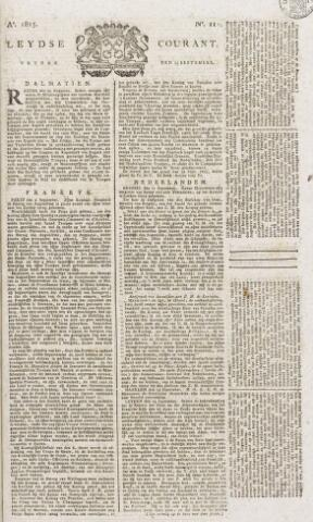 Leydse Courant 1815-09-15