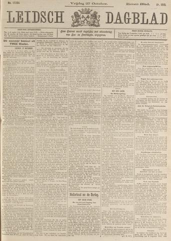 Leidsch Dagblad 1916-10-27